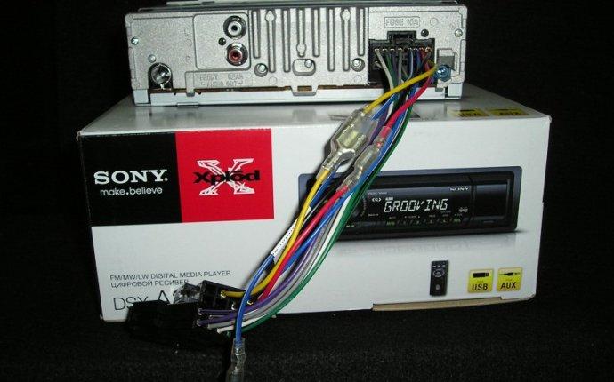 Автомагнитола Sony DSX-A30E, Магнитола Sony DSX-A30E
