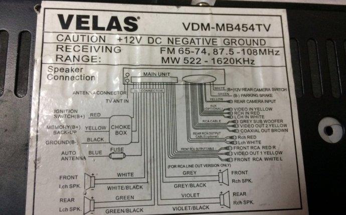 Автомагнитола Velas VDM-MB454TV – купить в Красноярске. Состояние