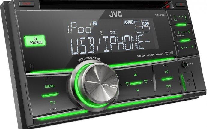 Автомагнитолы JVC - купить в интернет-магазиневсе цены Киева
