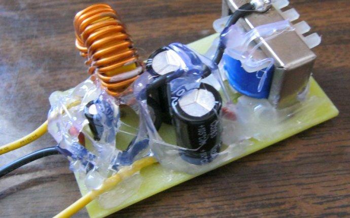 Автомобильный фильтр питания 12В