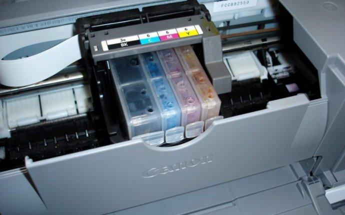 Как прошить принтер canon :: как перепрошить принтера :: Ремонт и