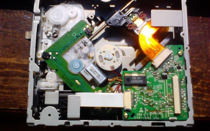 Переделываем штатный CD — бортжурнал Citroen C5 2.0HDI Break 2002