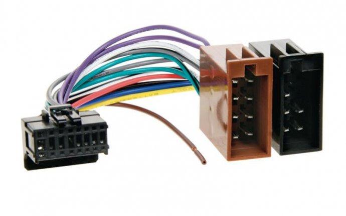 Переходник для подключения автомагнитолы ISO PIONEER 16 PIN ACV