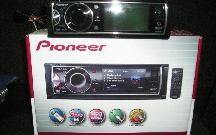 Pioneer dvh 750av инструкция- Инструкция Pioneer DVH 750AV