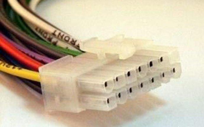 Разъем автомагнитолы Mystery 14 pin (провода отдельно) | Chance.Ru