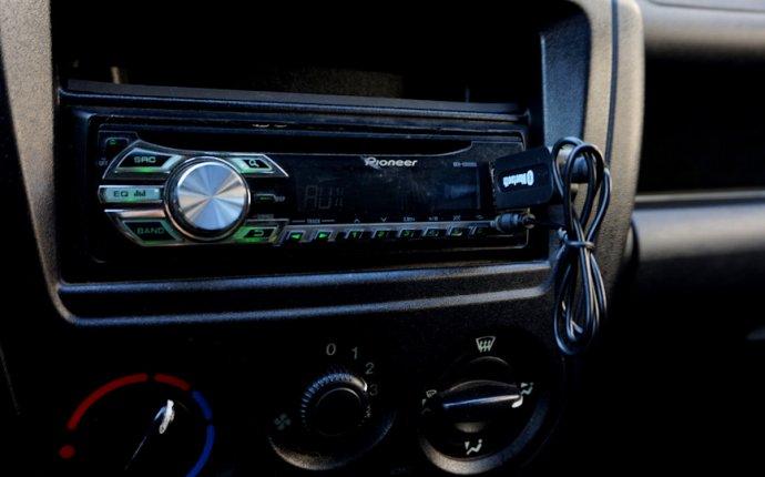 USB — Bluetooth — AUX Audio адаптер для автомагнитолы и не только