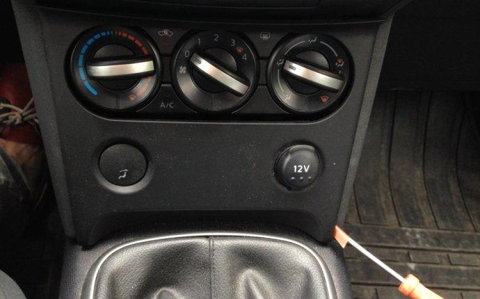 Установка Автомагнитолы Daewoo AGC-0071RF и USB/AUX разъема Nissan