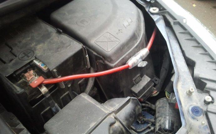 Установка и подключение автомобильного сабвуфера своими руками