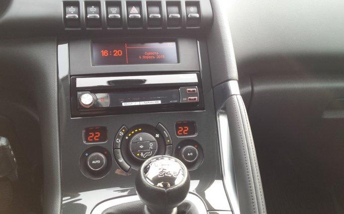 Выбор 1-DIN магнитолы с выдвижным экраном… — бортжурнал Peugeot